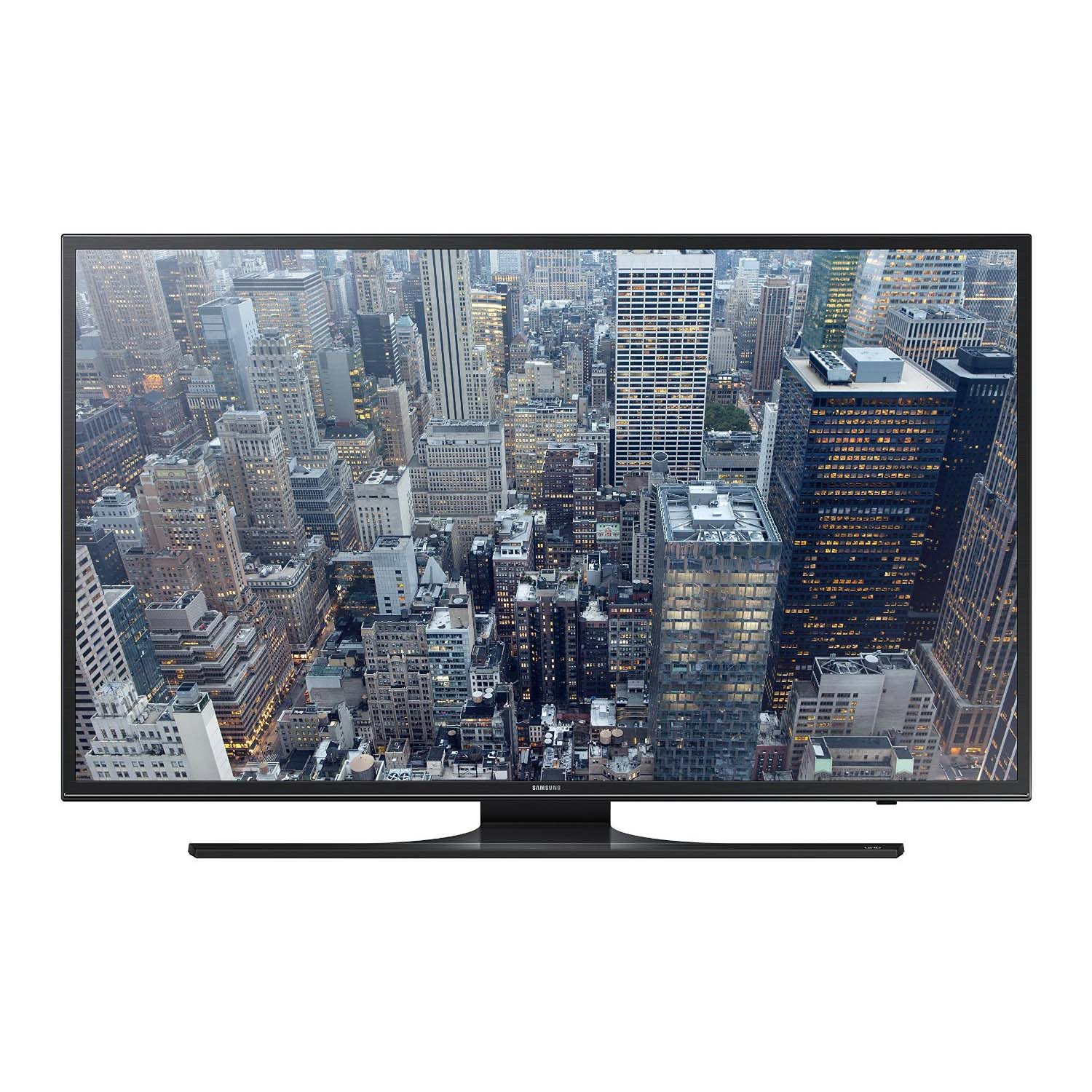 Samsung UN60JU6500 60-Inch 4K Ultra HD Smart LED TV (2015 Model) *관부가세 별도*