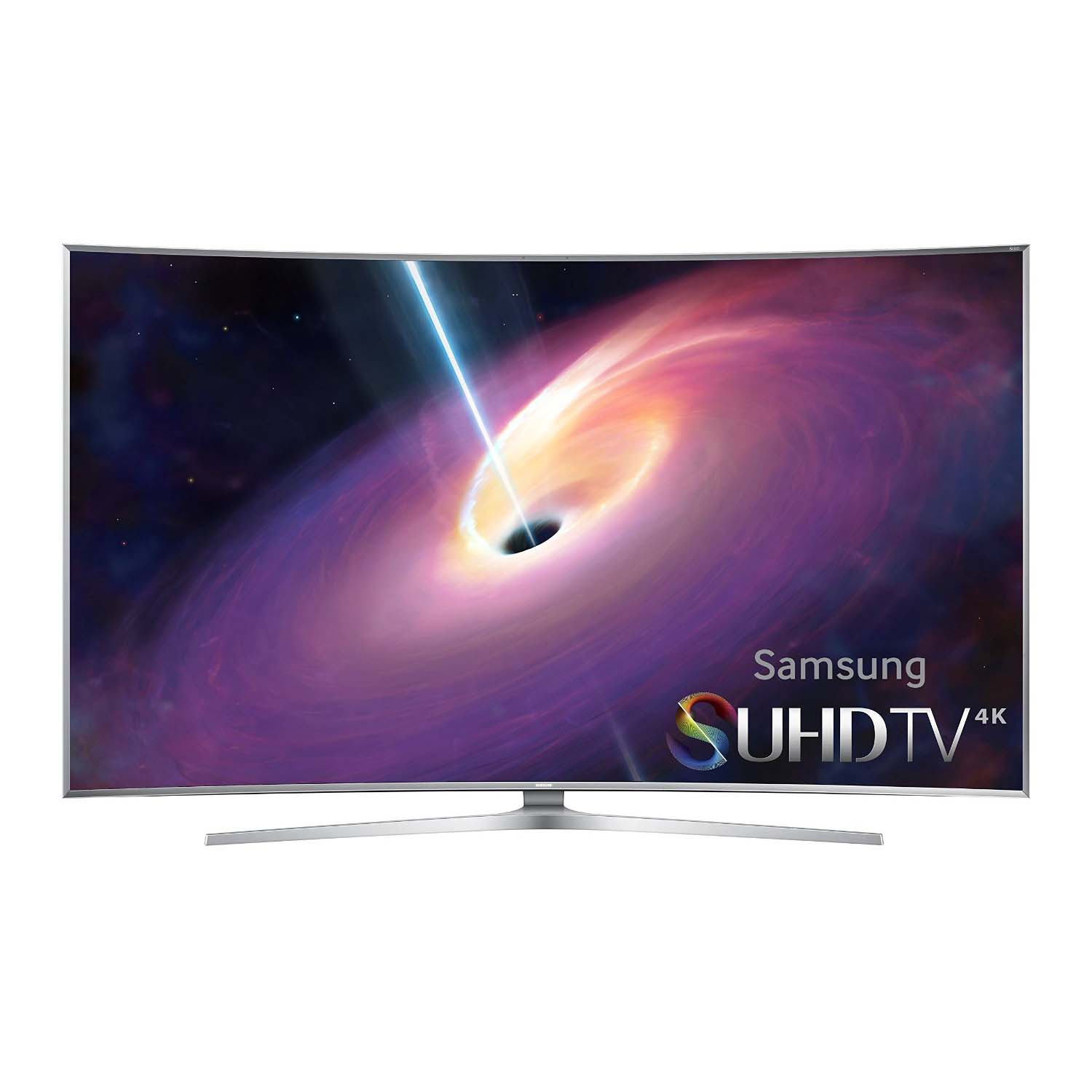 Samsung UN65JS9500 Curved 65-Inch 4K Ultra HD 3D Smart LED TV (2015 Model) *관부가세 별도*