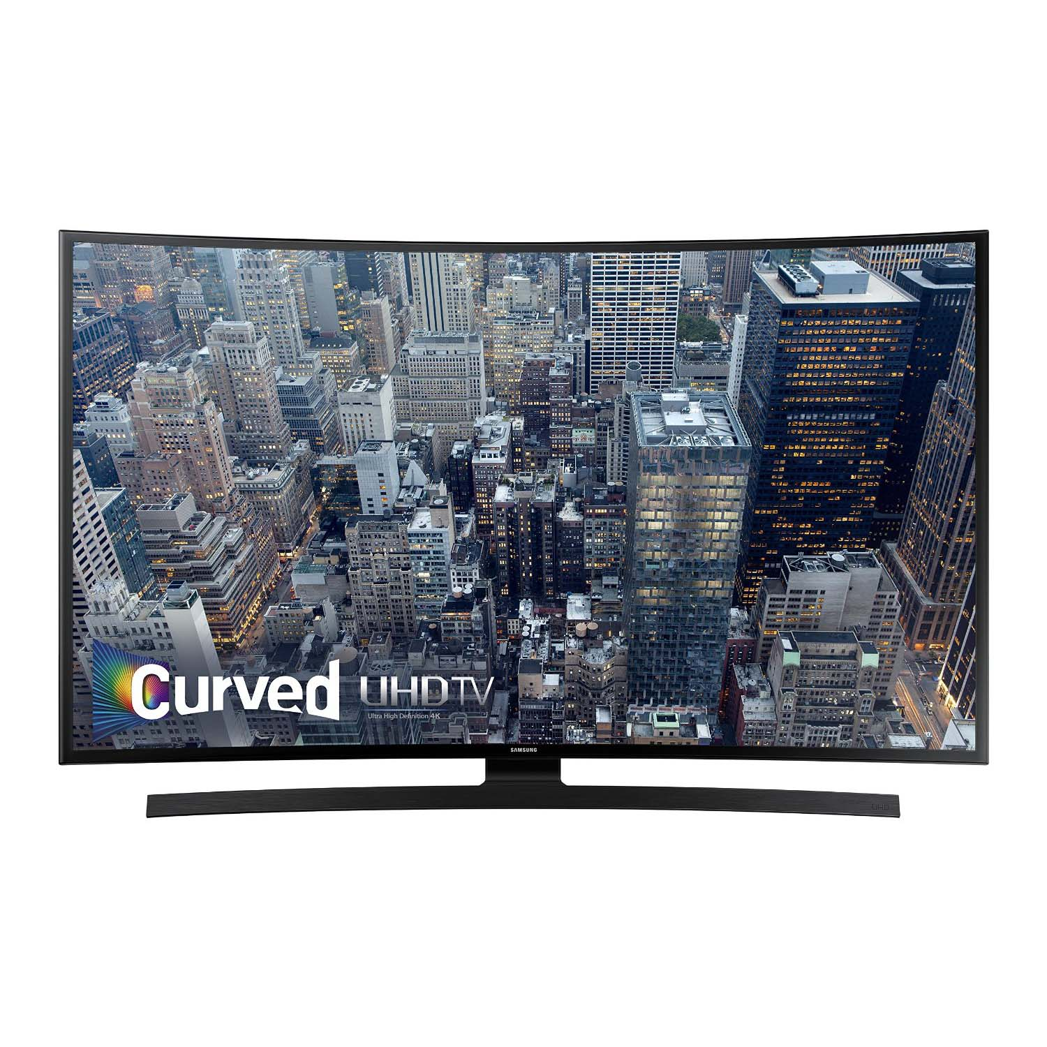 Samsung UN65JU6700 Curved 65-Inch 4K Ultra HD Smart LED TV (2015 Model) *관부가세 별도*