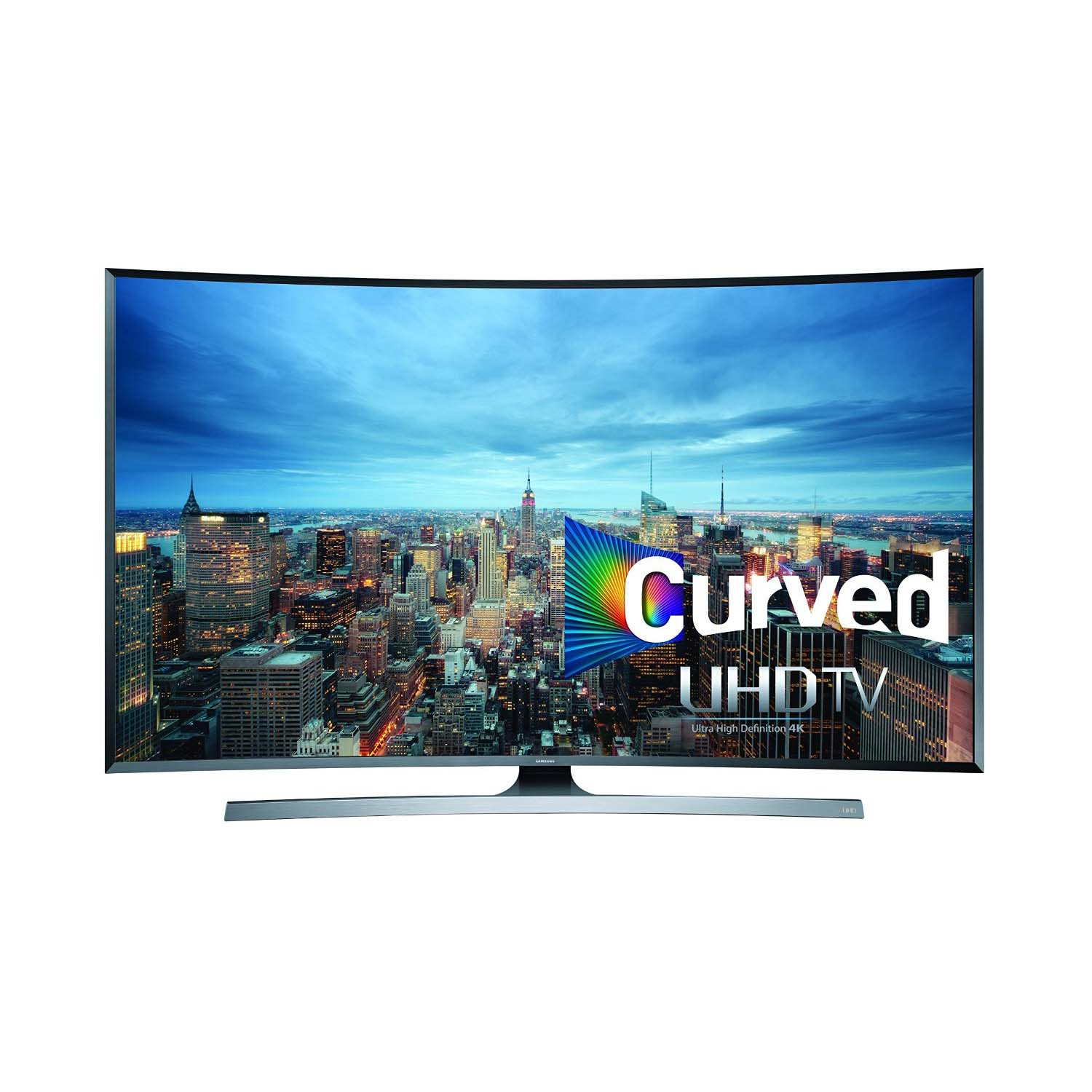 Samsung UN65JU7500 Curved 65-Inch 4K Ultra HD 3D Smart LED TV (2015 Model) *관부가세 별도*