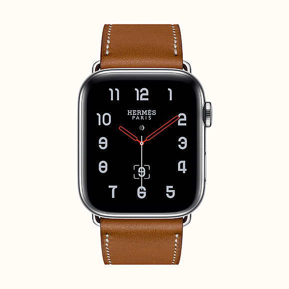 에르메스 시계 Apple Watch Hermes Series 4 Single Tour 44 mm H1240001 -FEU-158081